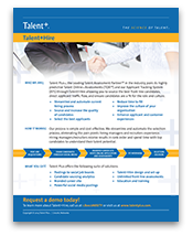 Talent+Hire and ATS Solutions